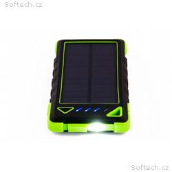 PowerNeed Sunen Power Bank se solárním panelem 1W,