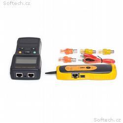 Netrack LCD tester a vyhledavač kabelů RJ45, RJ11,