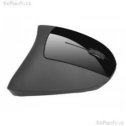 Tracer Flipper bezdrátová optická myš 2.4GHz, vert