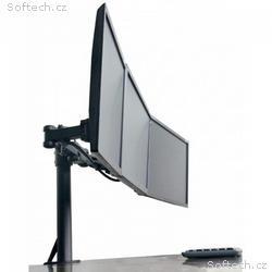 """Techly dvojitý stolní držák pro LED, LCD 13""""-24"""" V"""