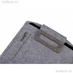 """Natec SHEEP pouzdro pro tablet 7"""", kávově-šedé"""
