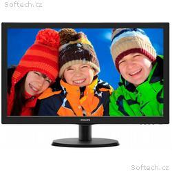 "Philips LCD 223V5LSB2, 10 21.5"", LED, 5ms, DC10mil"