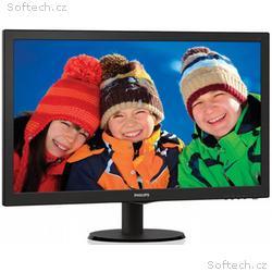 "Philips LCD 273V5LHAB, 00 27""LED, 5ms, DC10mil, VG"