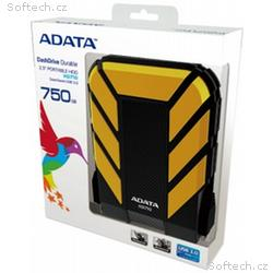 ADATA HD710 DashDrive™ Durable 750GB ext. HDD, USB