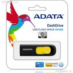 ADATA DashDrive™ Series UV128 8GB USB 3.0 flashdis