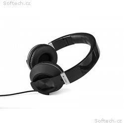 LOGIC sluchátka s mikrofonem MH-8 černá