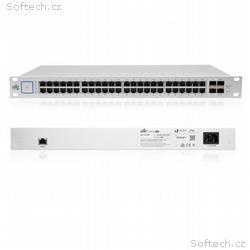 Ubiquiti US-48-500W 48-port + 2xSFP, 2xSFP+ Gigabi