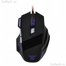 X-ZERO Herní optická myš 7D, 3000dpi, multifunkční