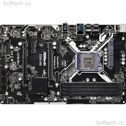 ASRock E3V5 WS, C232, DualDDR4-2133, SATA3, RAID,