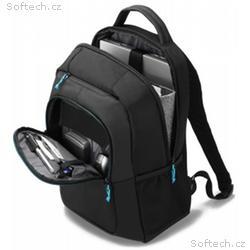 "Dicota Backpack Spin 14 - 15.6"" Black batoh na not"