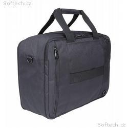 """Falcon 3 Way Laptop Travel Bag 15,6"""" black"""