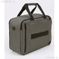 "Falcon 3 Way Laptop Travel Bag 15,6"" grey"