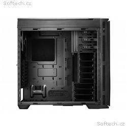 Cooler Master PC skříň Silencio 652S, USB3.0, čteč
