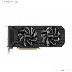 PALIT GeForce GTX 1060 Dual, 6GB GDDR5 (192 Bit),