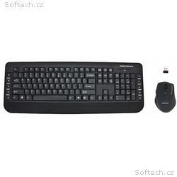 Esperanza EK120 ASPEN bezdrátová sestava klávesnic