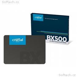 """Crucial SSD 1TB BX500 SATA III 2.5"""" 3D TLC 7mm (čt"""