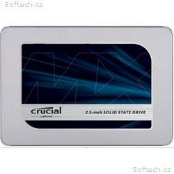 """Crucial SSD 2TB MX500 SATA III 2.5"""" 3D TLC 7mm (čt"""