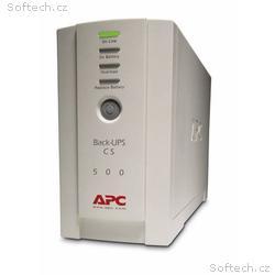 APC Back-UPS CS 500VA USB, Serial