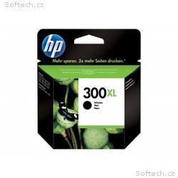 HP inkoust HP 300XL Black Ink Cartridge with Viver
