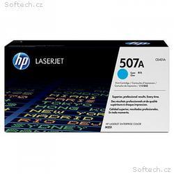 HP Toner 507A LaserJet Cyan