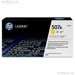 HP Toner 507A LaserJet Yellow