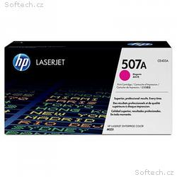 HP Toner 507A LaserJet Magenta
