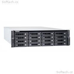 QNAP TS-1683XU-RP-E2124-16G, 3U, 16-bay NAS, Intel