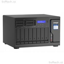 QNAP TVS-h1288X-W1250-16G (Xeon 3,3GHz, ZFS, 16GB
