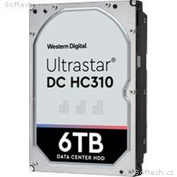 Western Digital (HGST) Ultrastar DC HC310, 7K6 3.5