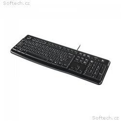 Logitech klávesnice K120 Business, CZ, SK, USB, če