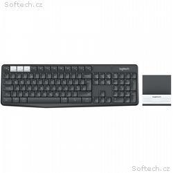Logitech K375s Multi-Device Wireless Keyboard and