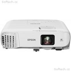 Epson projektor EB-980W, 3LCD, WXGA, 3800ANSI, 150