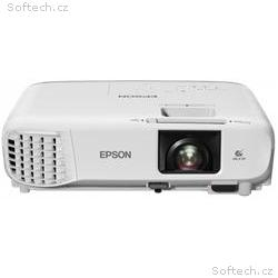 3LCD EPSON EB-W39, WXGA, 3500 Ansi, 15000:1