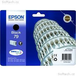 Epson inkoust WF5000 series black L - 14ml