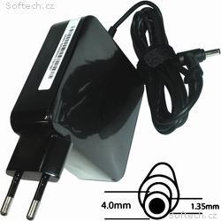 Asus orig. adaptér 65W19V(W.M)BK 4PHI s EU plugem