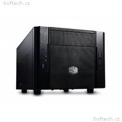 case Cooler Master mini ITX Elite 130, black, USB3