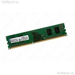 2GB DDR3-1600MHz Kingston CL11 SRx16