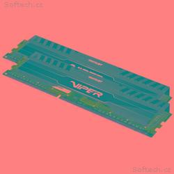 Patriot 2x8GB ViperX 3RD DDR3 1600MHz CL9 1.5V, ch