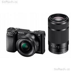 SONY ILCE-6000 Fotoaparát Alfa 6000 s bajonetem E