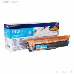 Brother TN-245C, toner cyan, 2 200 str.