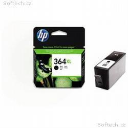 HP 364XL - černá inkoustová kazeta, CN684EE
