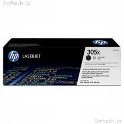Toner HP 305X black | 4000str | Color LaserJet M35