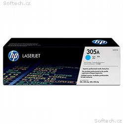 Toner HP 305A cyan | 2600str | Color LaserJet M351