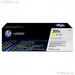 Toner HP 305A yellow | 2600str | Color LaserJet M3