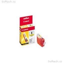 BCI-6Y, inkoustová kazeta pro S8xx, S9xx, i9xxx žl