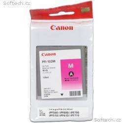 CANON INK PFI-102 MAGENTA iPF-500, 600, 700
