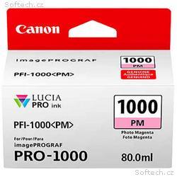 Canon PFI-1000 M, purpurový
