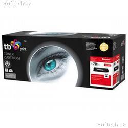 Toner TB kompatibilní s Canon CRG-728, 3500B002, B