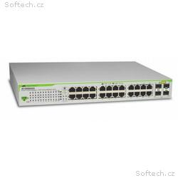 Allied Telesis 24xGB+4SFP Smart switch AT-GS950, 2