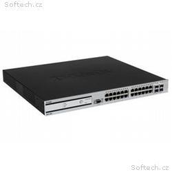 D-Link DWS-4026 24xGLAN Wireless PoE Switch, 64AP